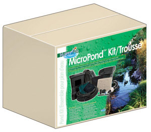 6' x 8' Micropond DIY Pond Kit